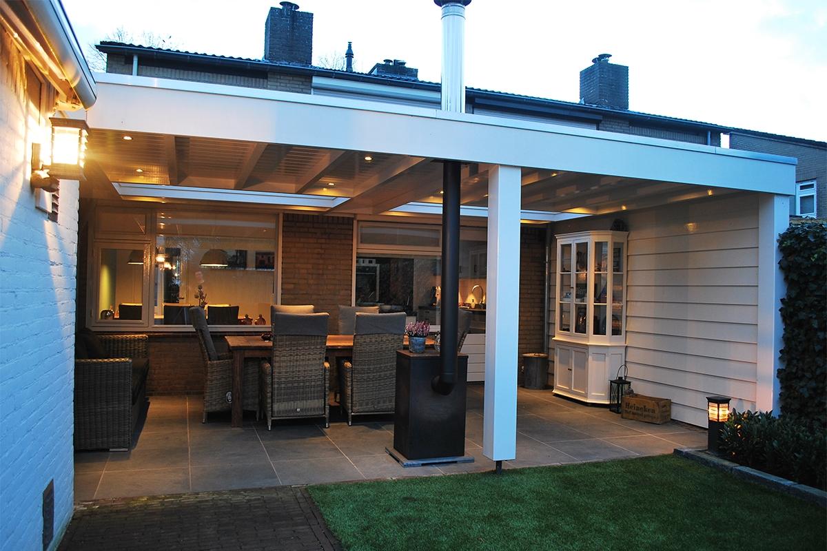 Uitbreiding Aan Huis : Breid uw huis uit met een terrasoverkapping amelink
