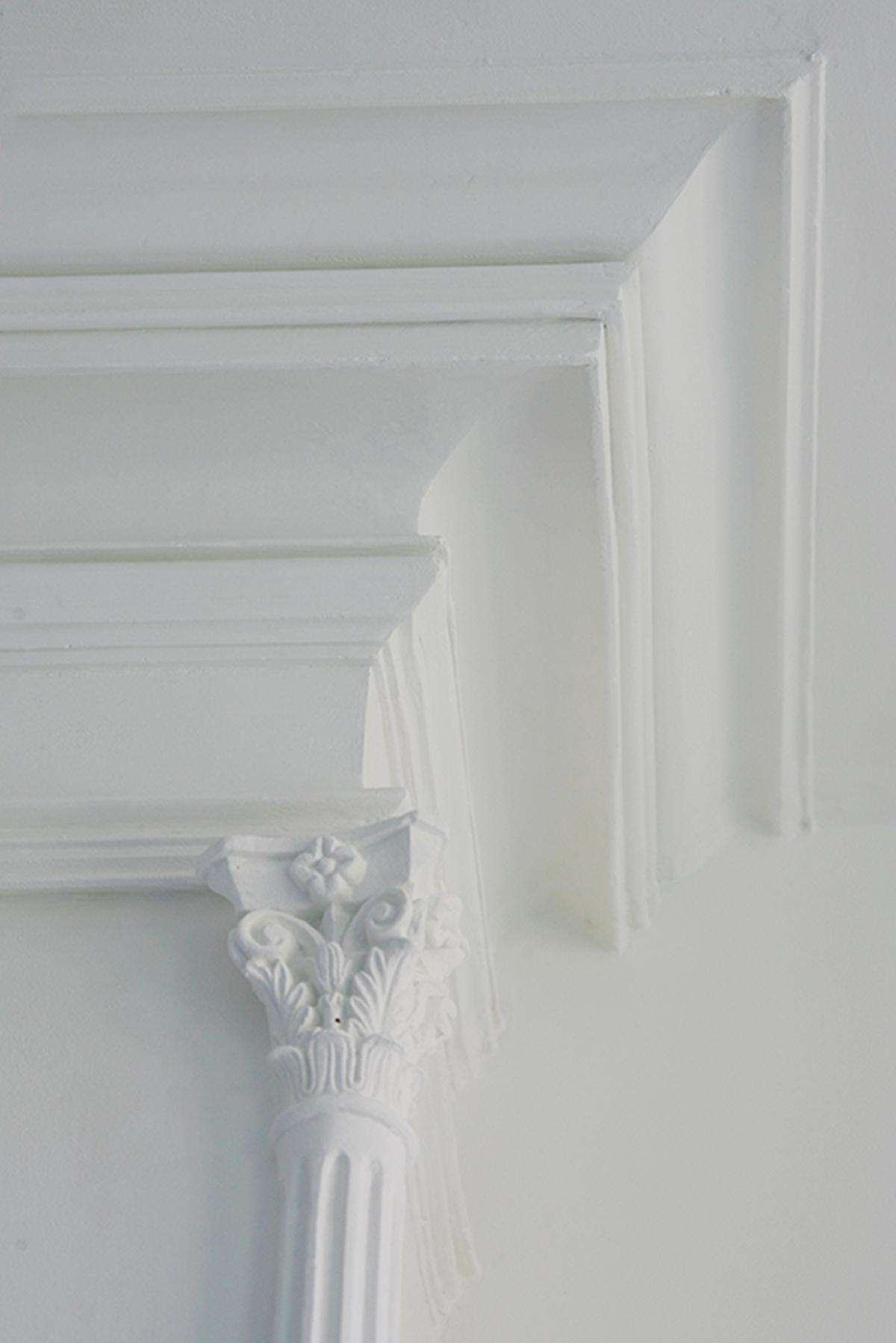 Wanden en plafonds zeggen veel over een interieur