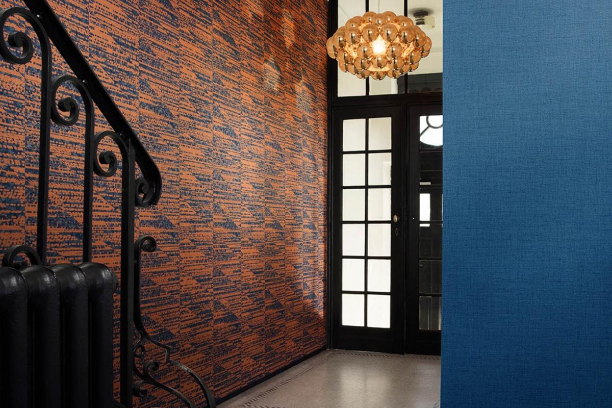 Creëer een geheel eigen uitstraling met het juiste stucwerk en behang