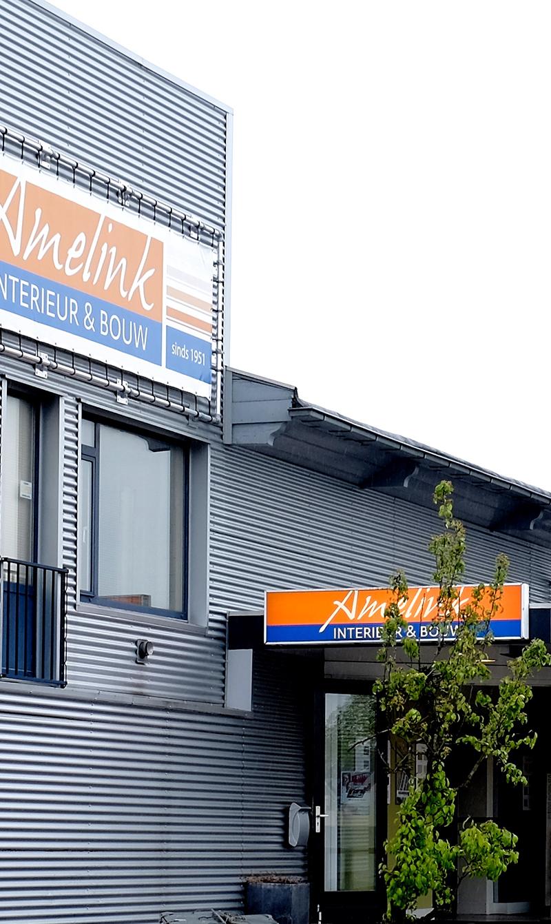 Amelink Interieur en Bouw: niet zomaar een interieurwinkel
